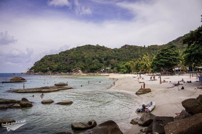 лучший пляж Самуи