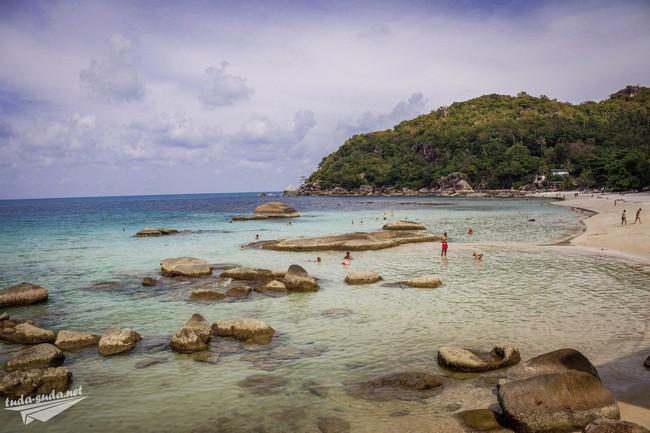 пляж Сильвер Бич Самуи
