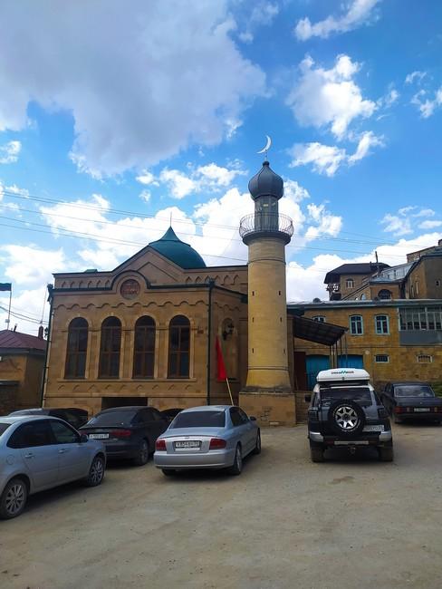 Чох мечеть