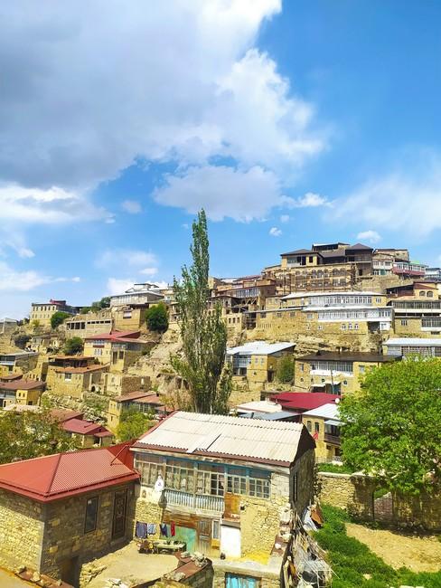 село Чох