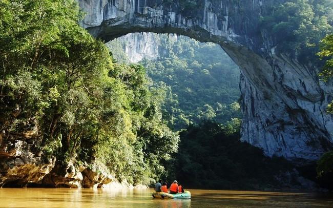 кужникский природный мост