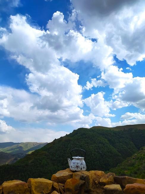 село-призрак Дагестан