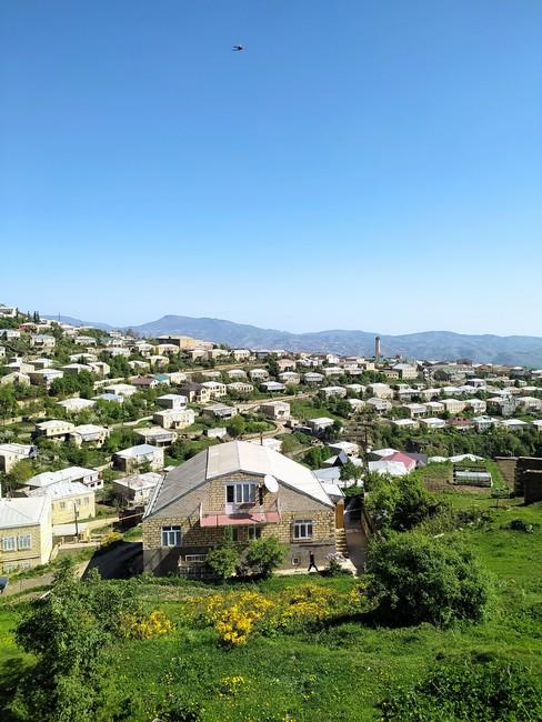 Село Кубачи Дагестан