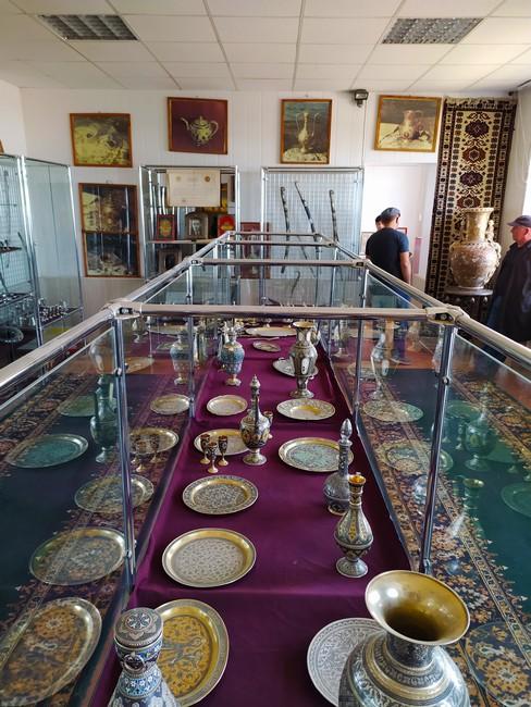 Кубачи музей при комбинате