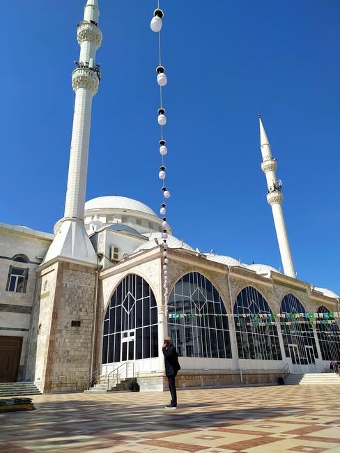 Джума-мечеть Махачкала фото