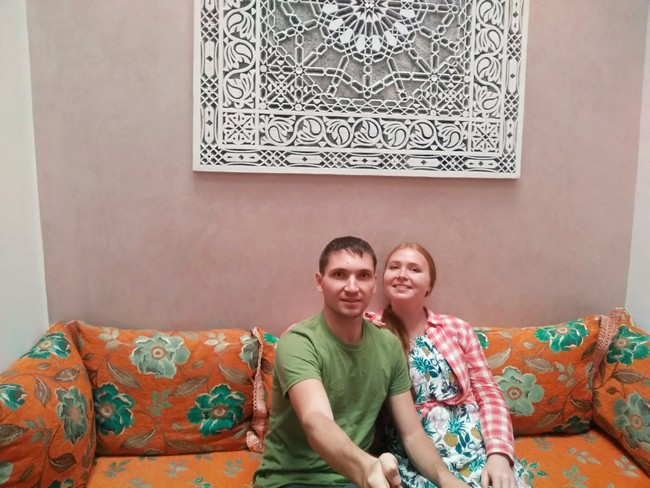 марокко отель