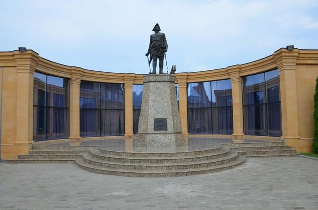 Музей Домик Петра I Дербент