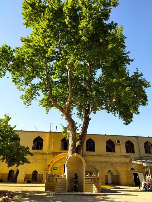 Джума мечеть Дербент