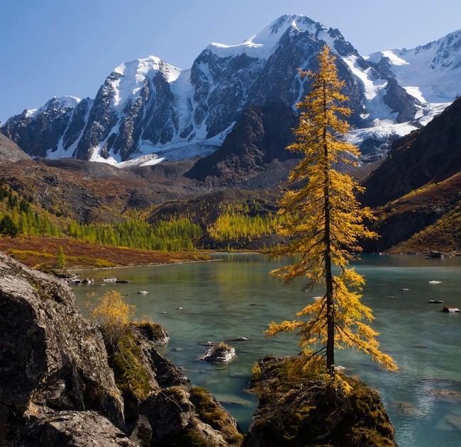 Шавлинские озера Горный Алтай