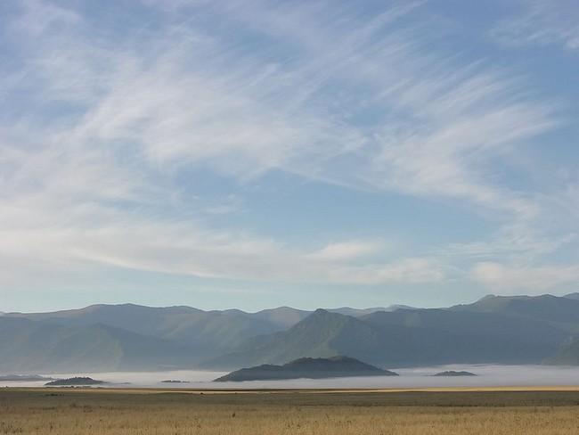 Уймонская долина Алтай