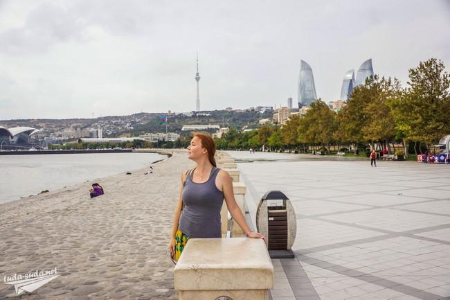 что посмотреть в Баку за 1-2 дня