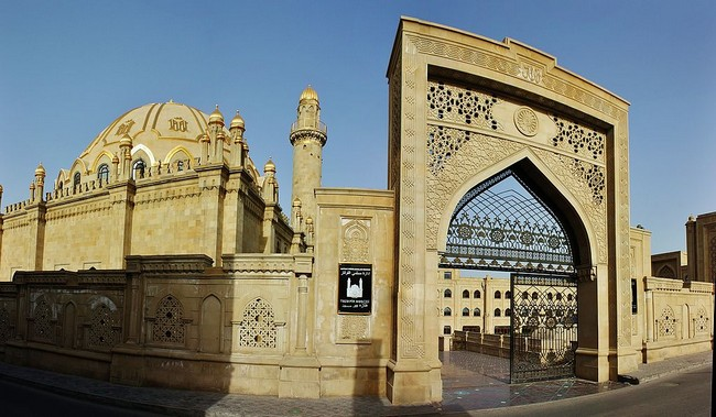 мечеть Тезе Пир Баку