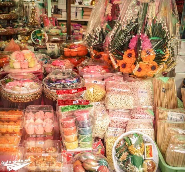 Рынок цветов фото