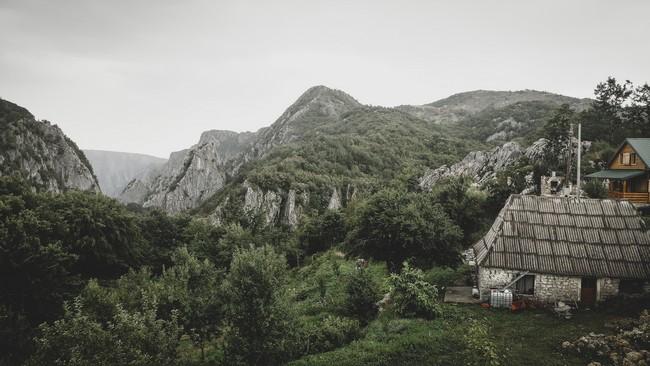 Парк Проклетье Черногория