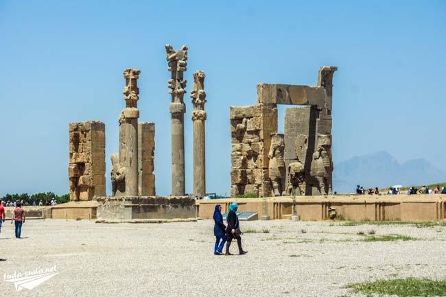 Персеполь Иран