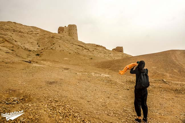 Замок Иран