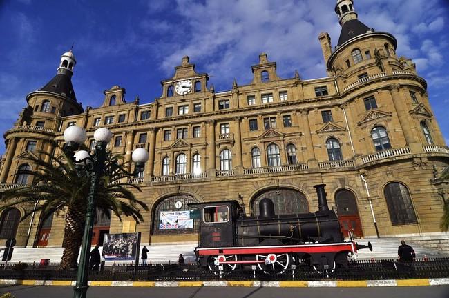 Вокзал Хайдарпаша