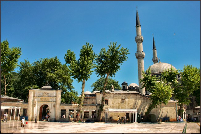 Эйюп Султан мечеть