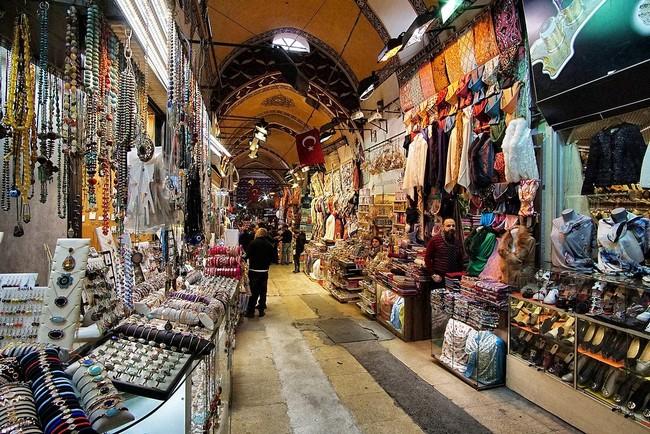 Гранд-базар в Стамуле