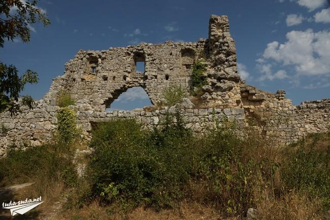 Мангуп-Кале Крым