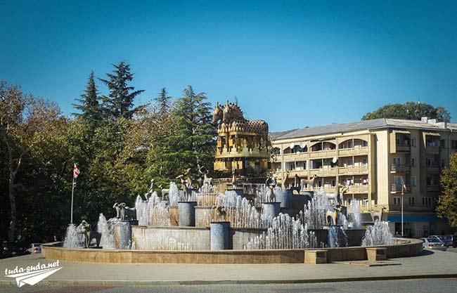 Площадь Кутаиси