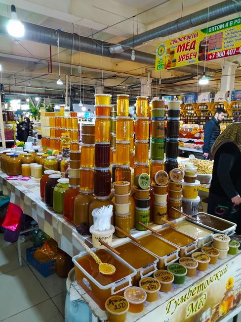 урбеч рынок дагестан