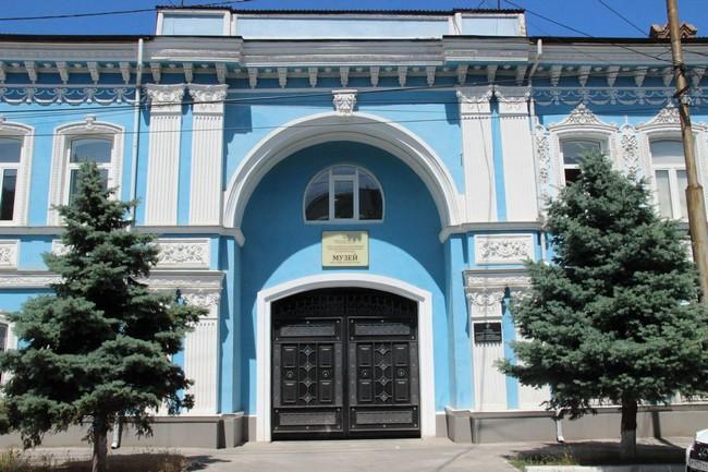 КуНациональный музей Махачкала