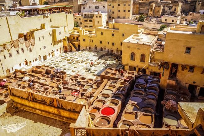 марокко фес