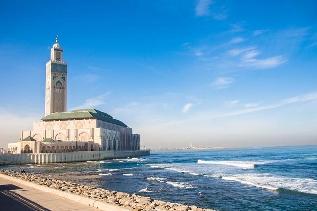 мечеть Хасана Касабланка