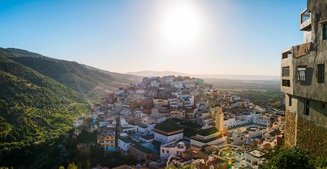 город мулай идрис