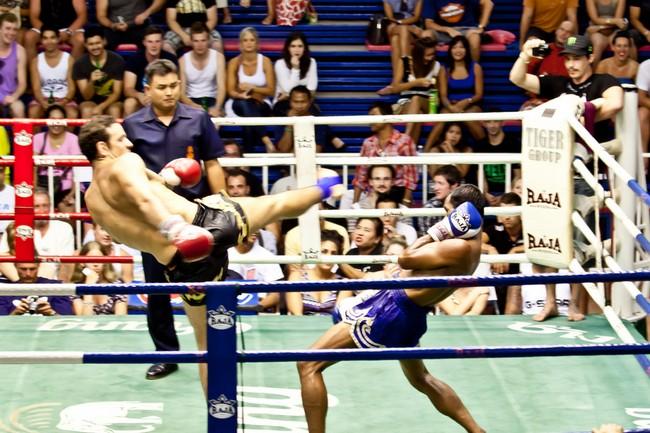 Тайский бокс Пхукет
