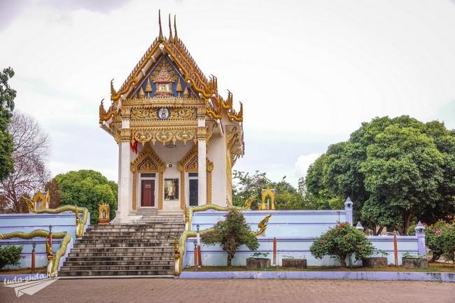 Wat Khunaram Samui
