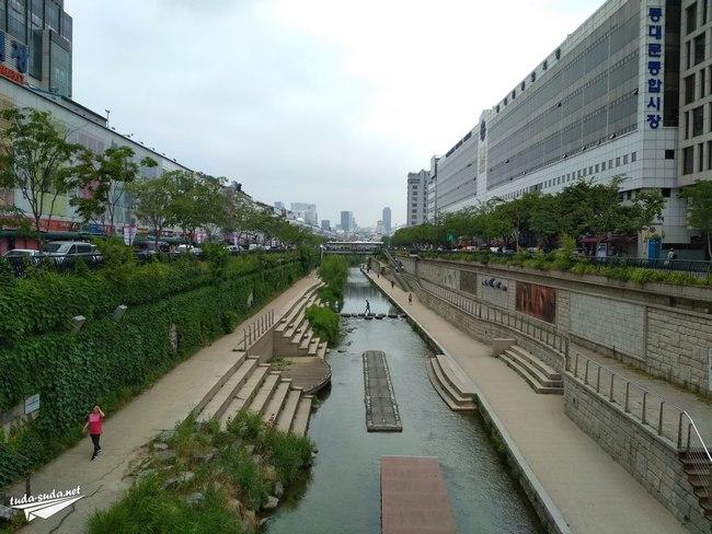 ручей Сеул