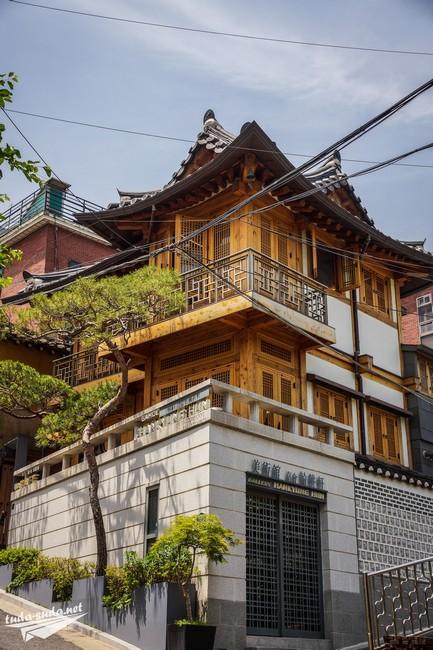 Южная Корея дом