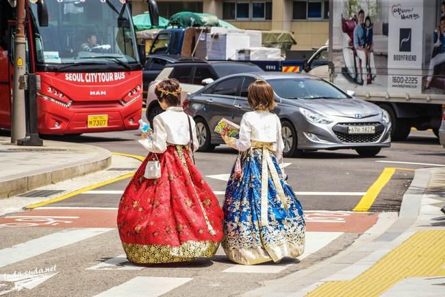 Южная Корея одежда