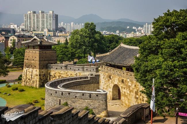Сувон Южная Корея