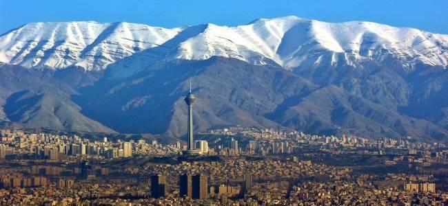 Тегеран достопримечательности