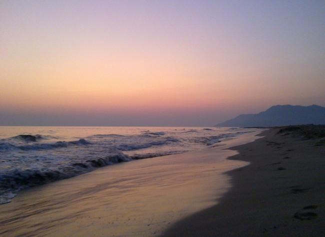 достопримечательности Турции - пляж Патара