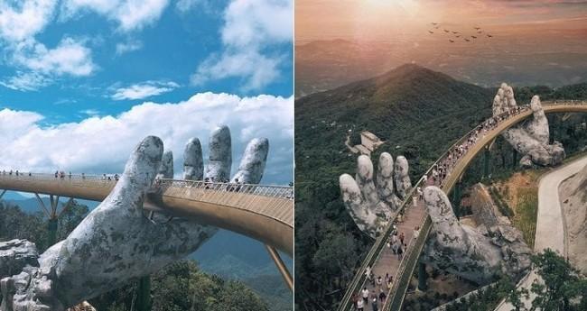 золотой мост вьетнам