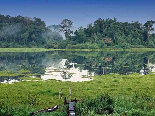 парк Кат Тьен Вьетнам