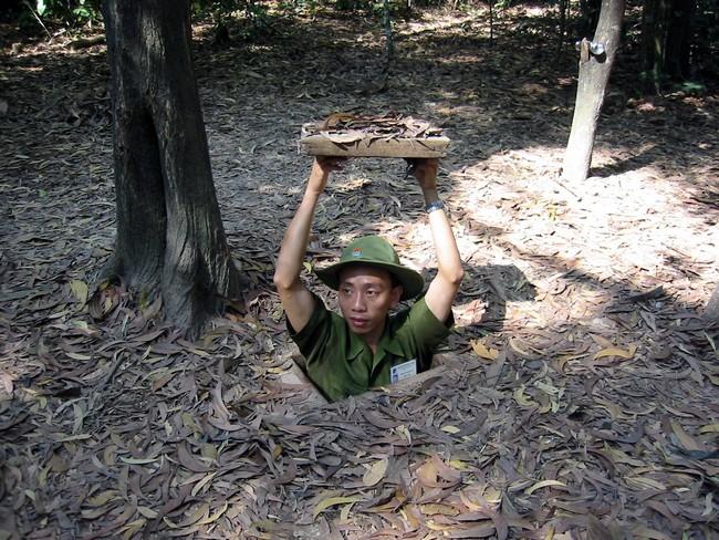 тоннели ку чи вьетнам