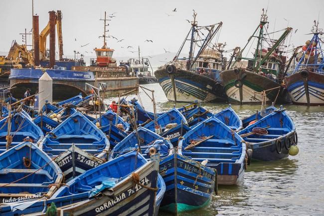 Эс-Сувейра порт