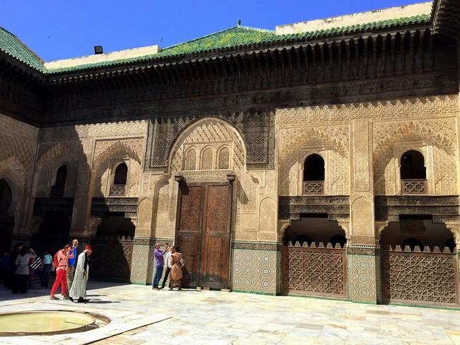 Бу Инания Фес Марокко