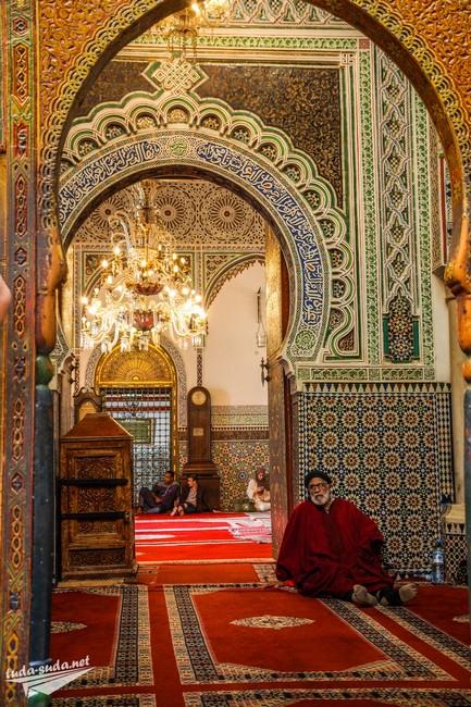 медресе марокко