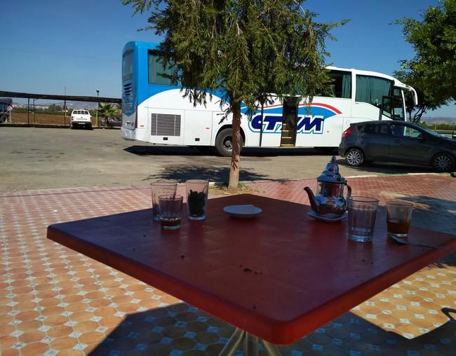 марокко автобус
