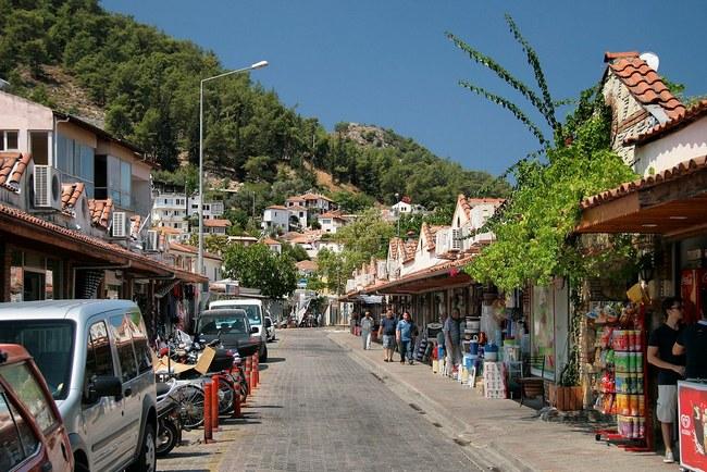 курорт Фетхие Турция