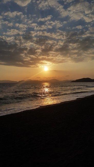 пляж Чалыш Фетхие