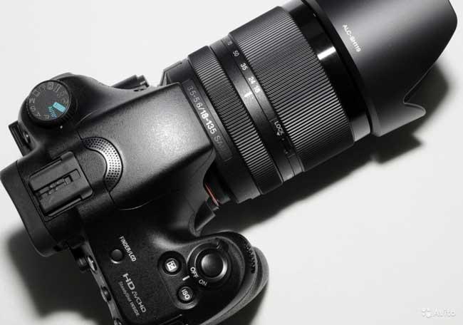 Sony SLT-A65 фото