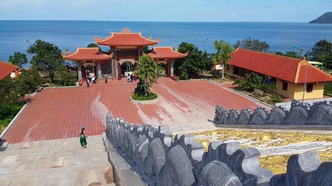 пагода Ho Qouc фукуок