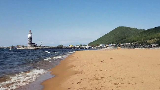 Турка курорт Байкал